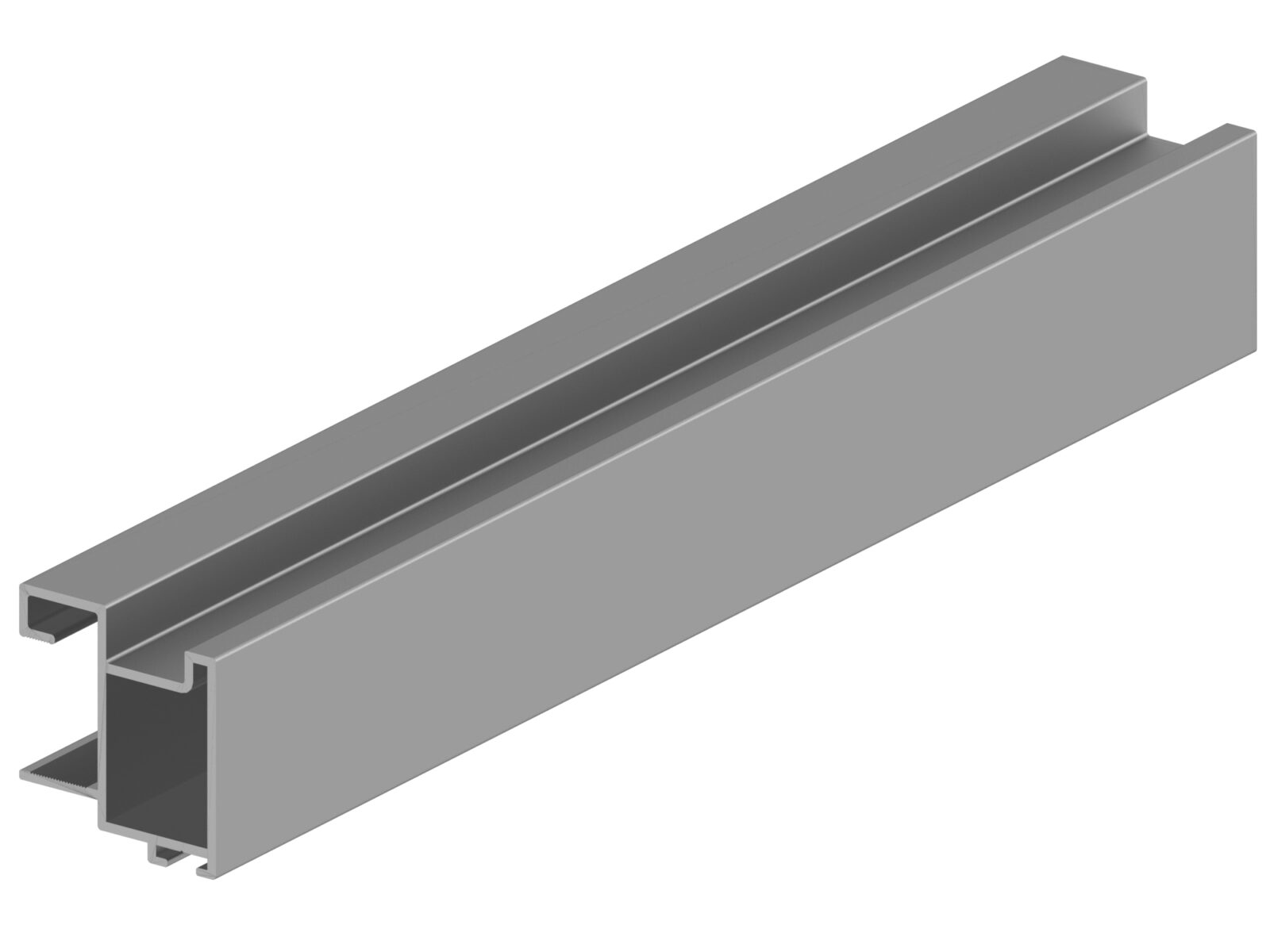 Kit puerta corredera armario acu a plata g80 cat logo for Kit armario empotrado