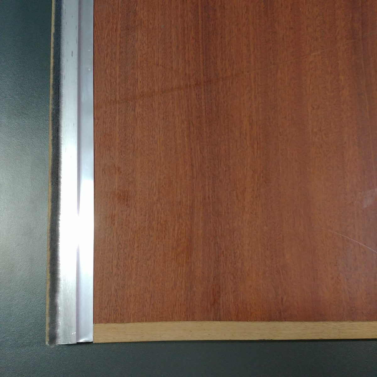 Kit puerta corredera armario rechapado sapelly cat logo - Kits puertas correderas armarios ...