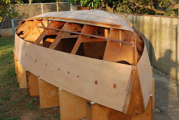 Tablero Marino utilizado en Construcción Naval