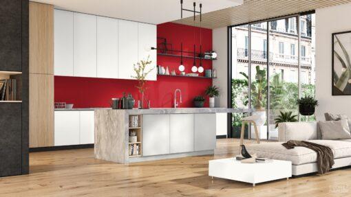 Melamina Innovus Red Bordeaux L101 TF