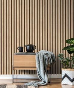 Panel Decorativo de Madera Para paredes y Techos